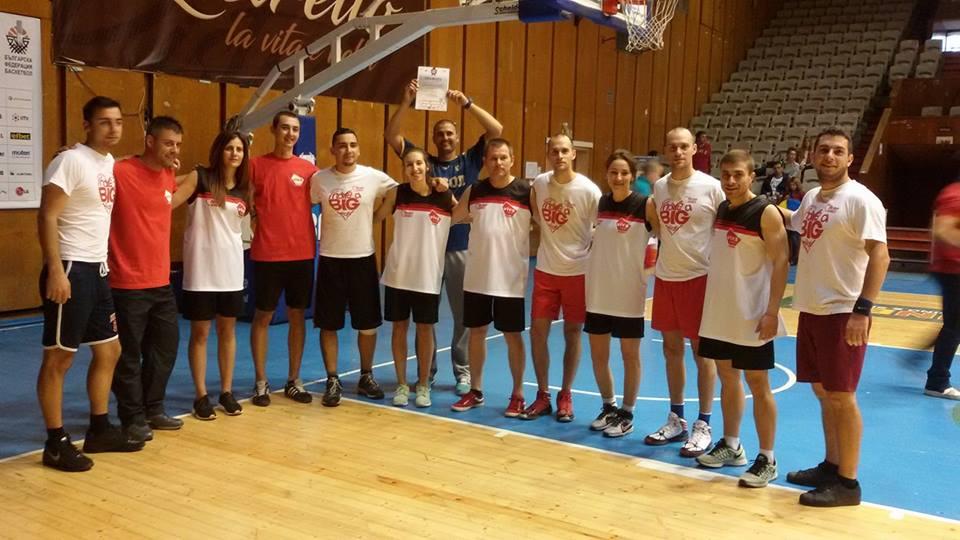 баскетболен турнир